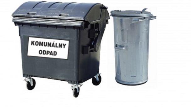 Vývoz - komunálny odpad