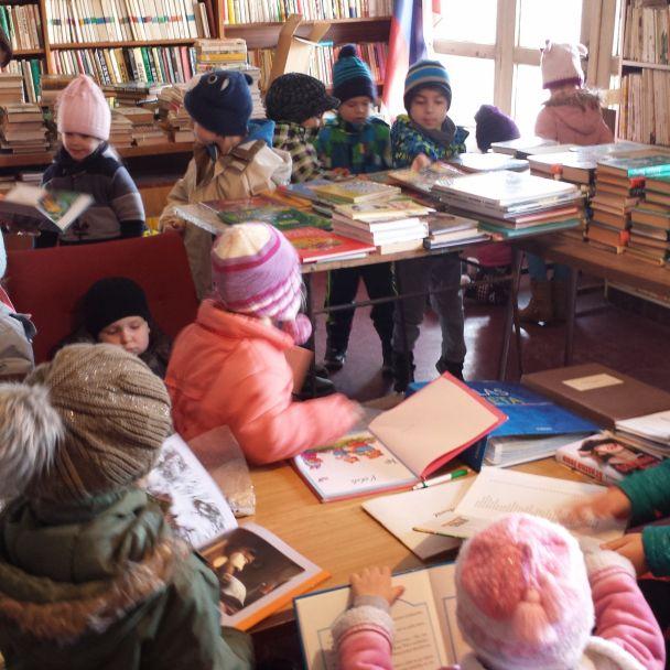 Návšteva Knižnice 2016