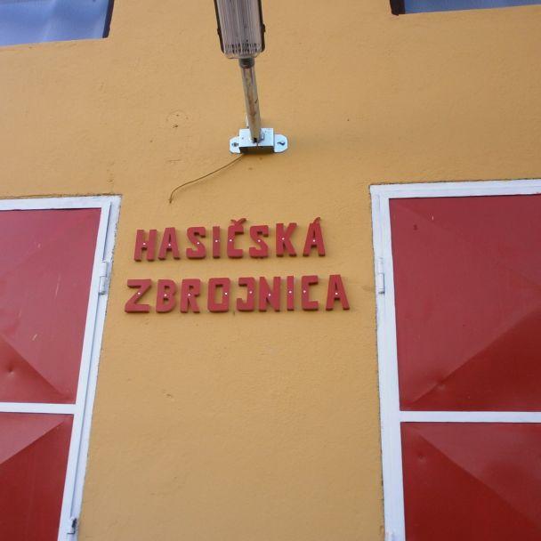 Oprava Hasičskej zbrojnice v Brezničke