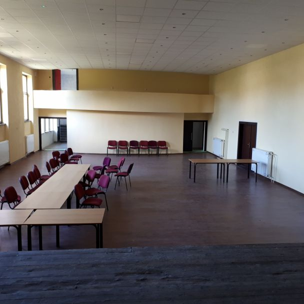Kultúrny dom Breznička - rekonštrukcia