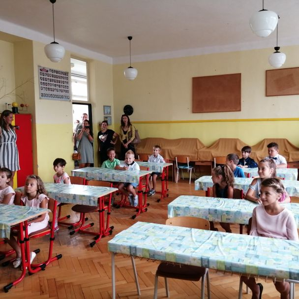 Slávnostné otvorenie šk.roka 2019/2020 ZŠ