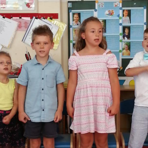 Rozlúčka predškolákov -MŠ Breznička 2020