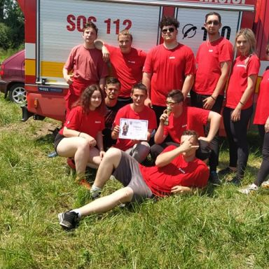 Súťaž hasičských družstiev Dobrovoľných hasičských zborov (HD DHZ) okresov Lučenec a Poltár 2021