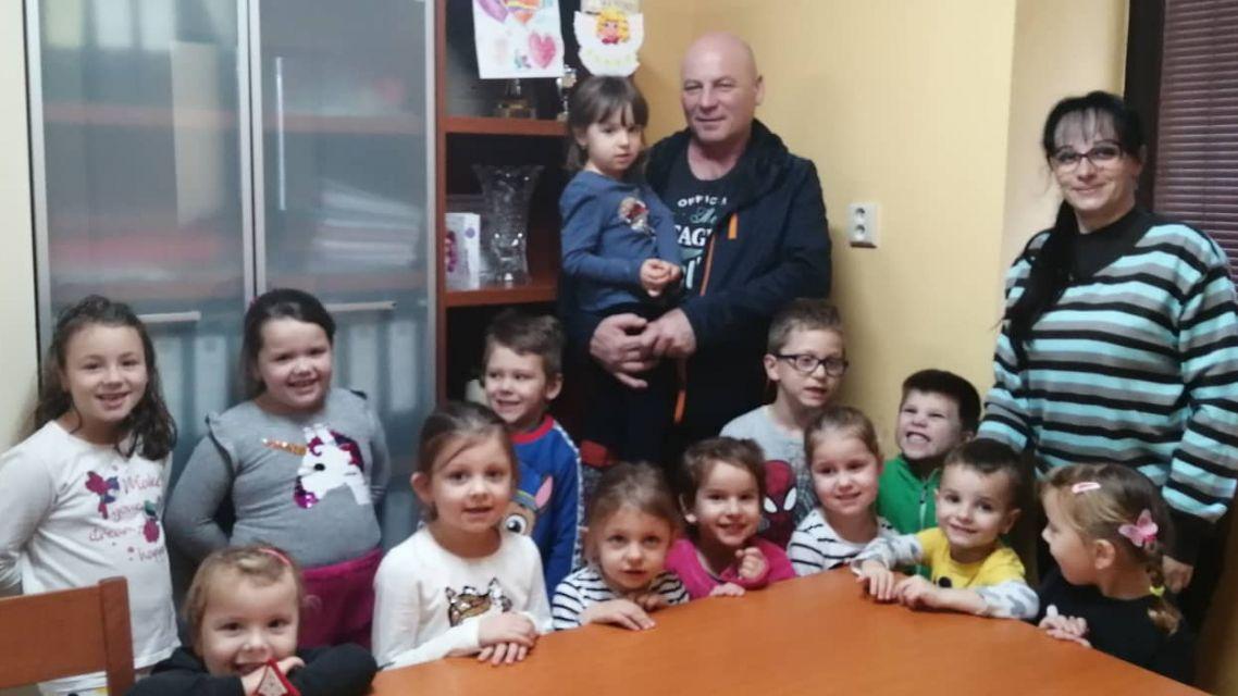 Návšteva detičiek z MŠ 2019
