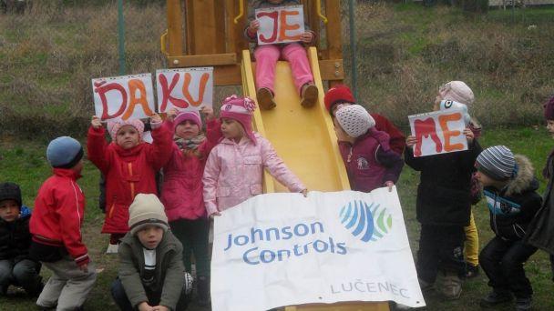 Detské ihrisko 2013