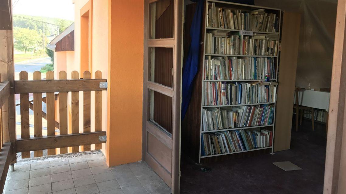 Obecná knižnica Renovácia