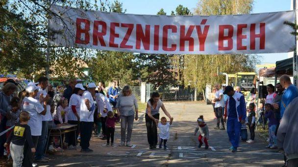 Breznický beh 2017
