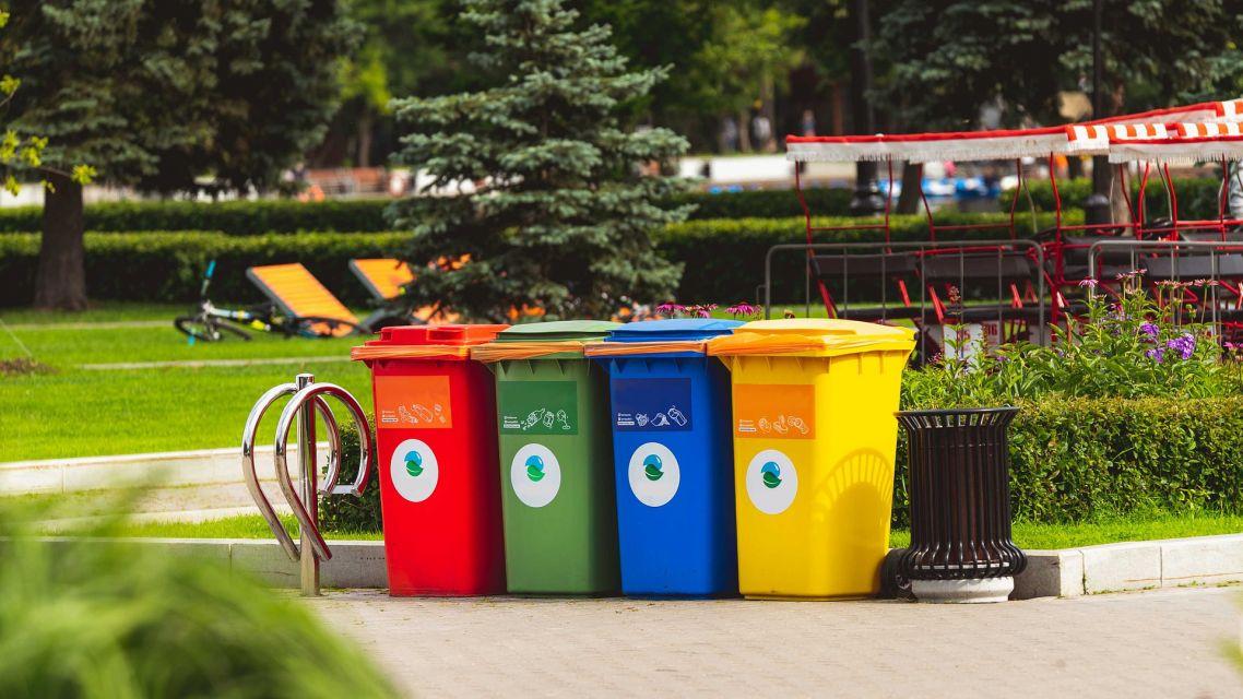 Vývoz odpadu v obci Breznička - rok 2020