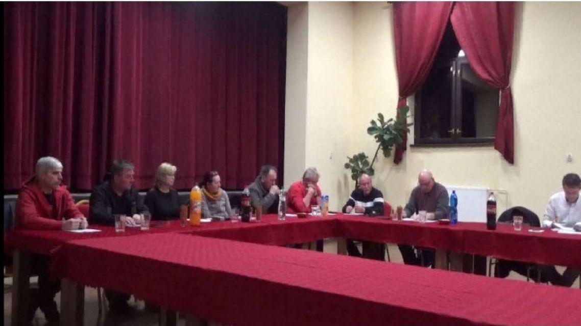 1. zasadnutie OZ v Brezničke